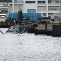 17-0429 葉會長參訪橫須賀港-3