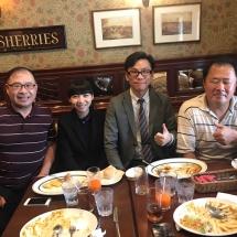 17-0823 拜訪2020東京五輪 台灣正名 協議會長及永山英樹會長