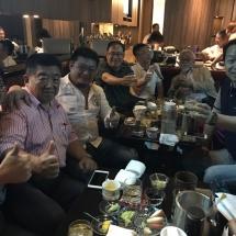 幹部會議after party