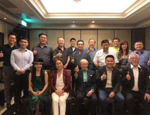 19-0920 日本前國會議員台灣友好訪問團